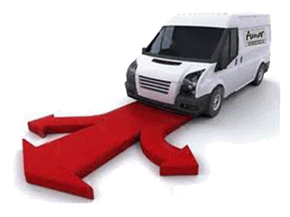 Courier and light removals