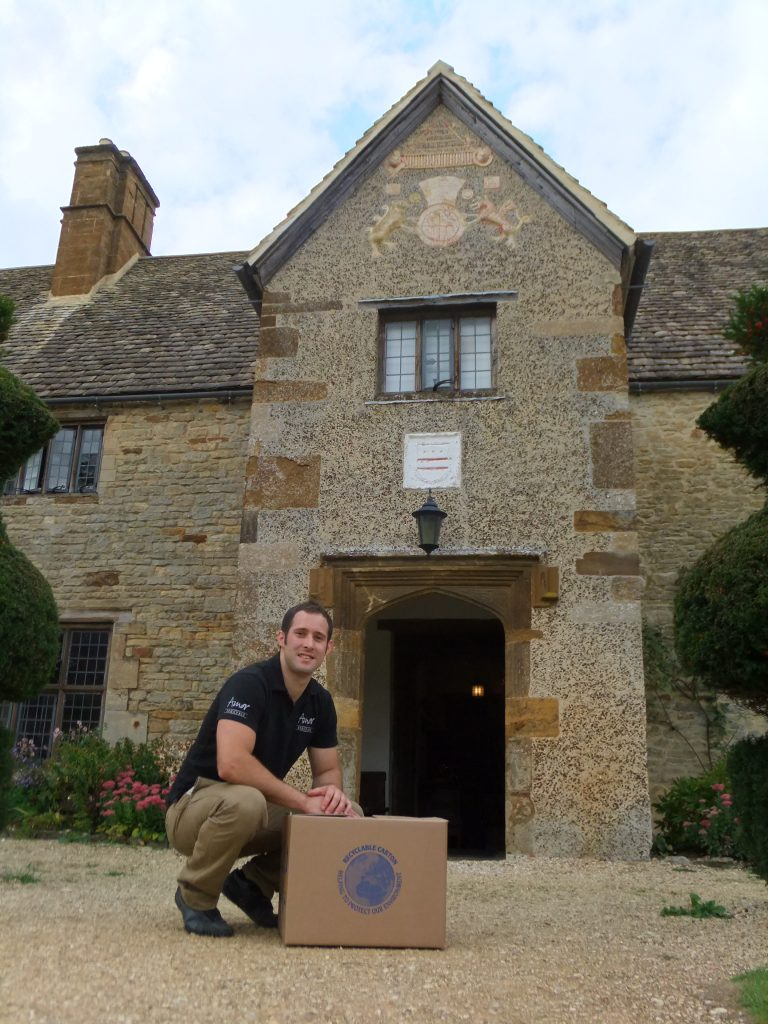 Burford removals - Cotswolds - Amor Removals